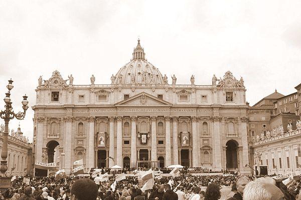 Kanonizacja Bł. Jana Pawła II i Bł. Jana XXIII, Watykan, 27 IV 2014 roku