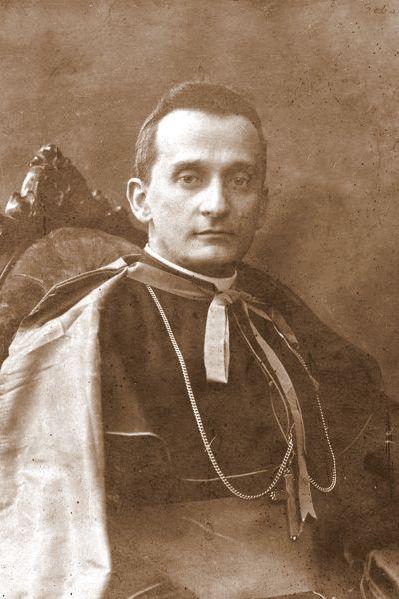 Kardynał Adam Stefan Sapieha