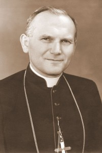 Kard. Karol Wojtyła