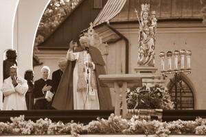 Jan Paweł II - szósta wizyta w Ojczyźnie, fot. T. Warczak