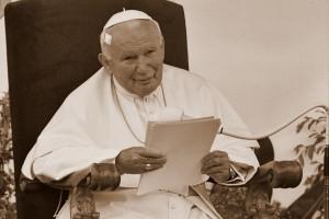 Jan Paweł II - siódma wizyta w Ojczyźnie, fot. T. Warczak