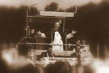 Jan Paweł II - pierwsza wizyta w Ojczyźnie