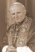 Jan Paweł II, fot. Arturo Mari