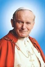 Św. Jan Paweł II, fot. Grzegorz Gałązka