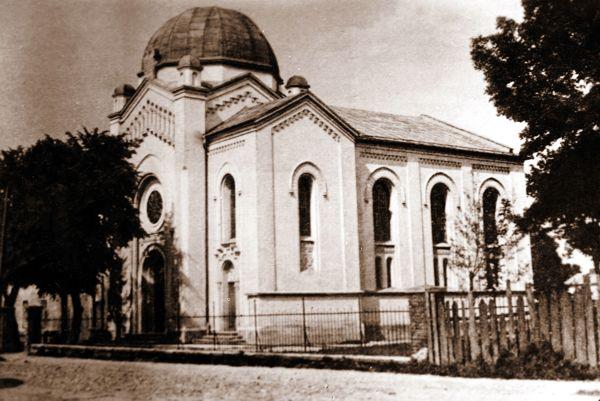 Synagoga w Wadowicach
