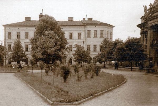 Dawna Szkoła Powszechna w Wadowicach